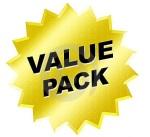 Value-Pack Sign